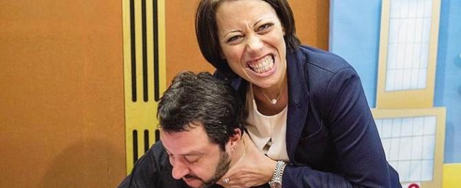 La De Girolamo all'Ncd: «Facciamo come la Lega». Ma non è una gaffe