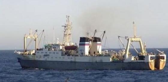 Russia, affonda un peschereccio con 150 persone a bordo. Oltre 50 morti