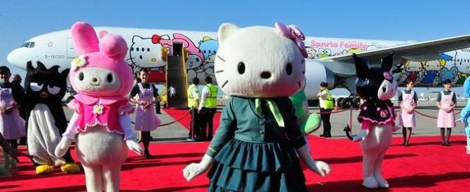 Expo, il Giappone nomina la sua ambasciatrice. È Hello Kitty