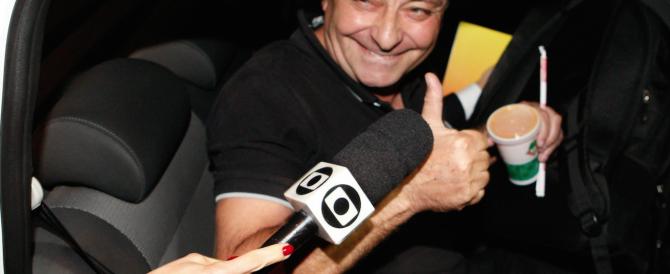 Renzi consegna il banchiere al Brasile ma si dimentica di farsi dare Battisti