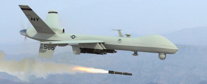 """Droni, Obama sotto schiaffo: rivedrà il programma della """"guerra perfetta""""?"""