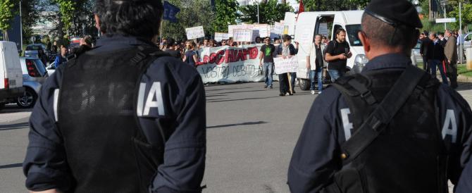 Expo, nuovi blitz della polizia: fermati antagonisti armati di molotov