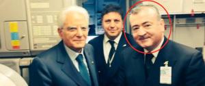 Pilota Alitalia spara in casa. Subito sospeso. Due mesi fa il selfie con Mattarella