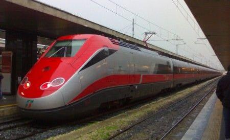 Incendio sul Freccia Rossa Firenze-Bologna: solo una maxi esercitazione