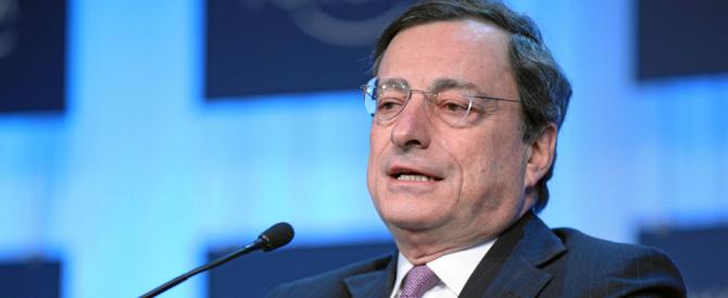 Draghi chiude la borsa: a fine anno addio acquisti bond. Ma costo del denaro ai minimi
