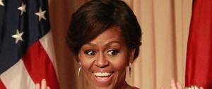 Michelle Obama da piccola diceva troppe parolacce: esce una biografia