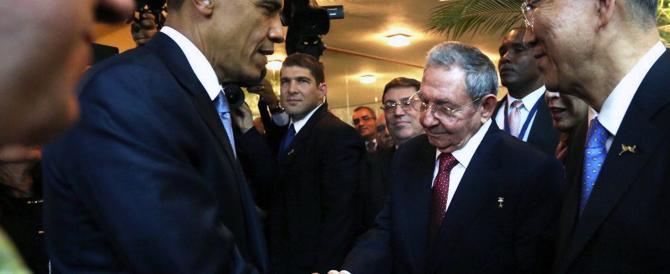 Vertice di Panama, storica stretta di mano tra Obama e Castro. La svolta?
