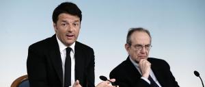 """Def, Renzi vende un altro tappeto: il """"tesoretto elettorale"""" da 1,6 miliardi"""