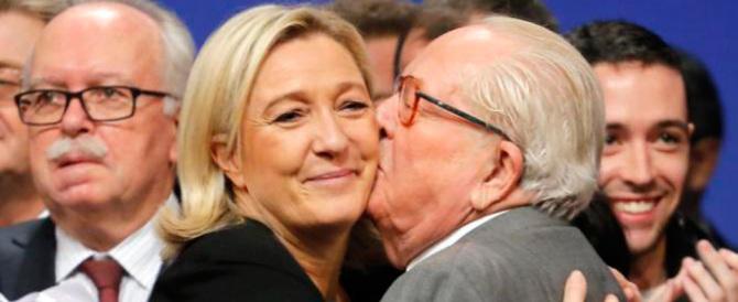 """Nella guerra alla Le Pen, la stampa arruola anche il """"nero"""" Jean Marie"""