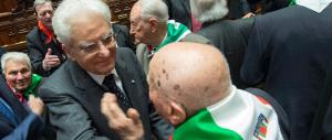 25 aprile: Mattarella riporta indietro l'orologio della Repubblica
