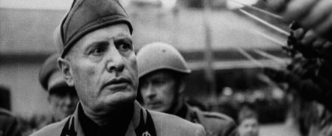 """Crema, ennesima """"vendetta"""" di Pd e Anpi: tolta la cittadinanza a Mussolini"""