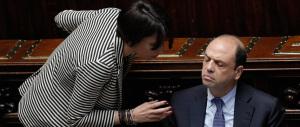 Nunzia De Girolamo massacra Alfano: «Siete diventati gli utili idioti di Renzi»