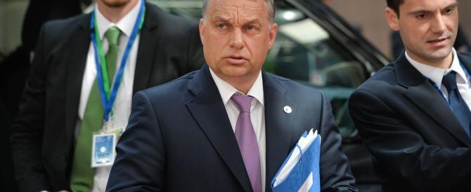 Orban prepara un questionario per gli ungheresi: «Volete gli immigrati?»