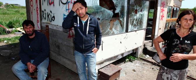 La giovane Rom: «Rubo mille euro al giorno, se muori non mi interessa…»
