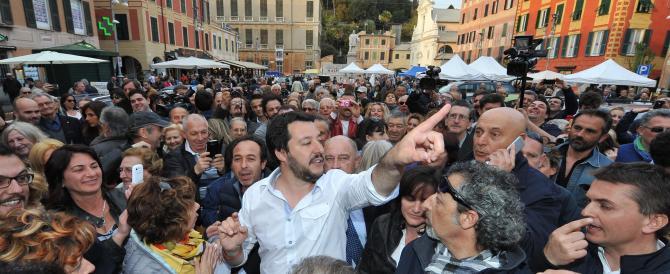 Salvini attacca Papa e vescovi: «Pensate agli immigrati. E gli italiani?»