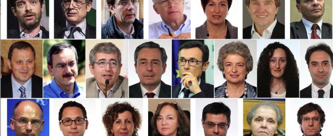 Italicum con strappo. Chi sono i 38 dissidenti del Pd che hanno bocciato Renzi
