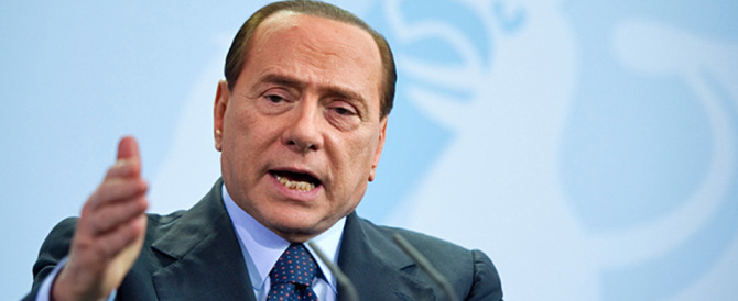 Elezioni: Berlusconi non ci vuol mettere la faccia perché Marina ci cova…
