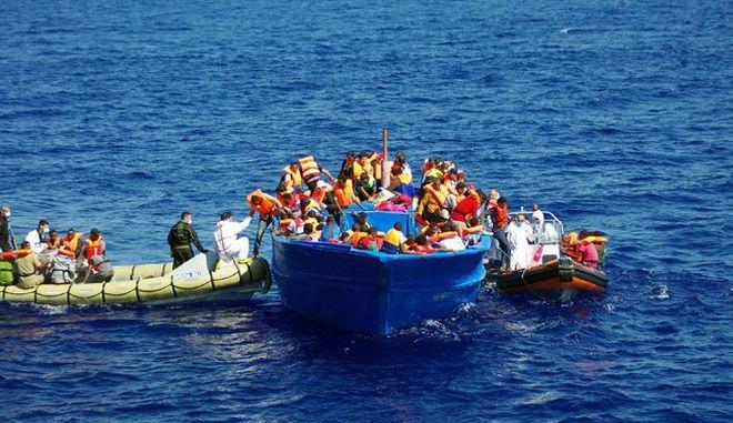 libia spari frontex
