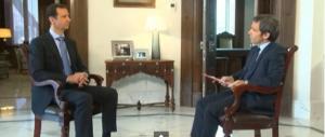 Il reporter di France 2 intervista Assad e la gauche insorge. Lui non è Charlie