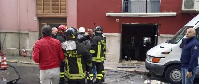 Fuga di gas a Barletta: un morto e tre feriti