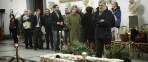 L'addio a Giovanni Berlinguer, fratello dello storico segretario del Pci