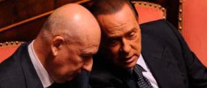 """Love story: ecco le 7 """"dichiarazioni d'amore"""" che Bondi fece a Berlusconi"""