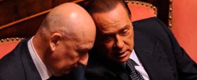 Bondi, cuore ingrato: «Berlusconi è come il Conte Ugolino, un uomo sadico»