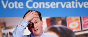 """Brexit, Cameron """"stecca"""" nel confronto tv. I giornali: «È in declino»"""