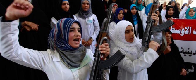 Isis: un battaglione di donne jihadiste. Che guadagnano più degli uomini