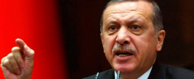 Erdogan perde le staffe: potrei espellere centomila armeni, ma non lo faccio