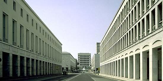 Quando per l'Expo si costruivano interi quartieri. Il capolavoro dell'Eur