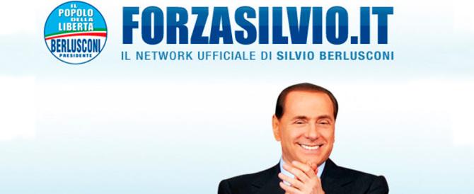 Oscurato il sito forzasilvio.it: ha un debito col gestore di 200mila euro