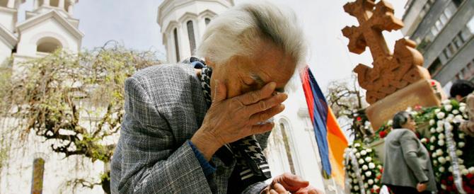 Genocidio armeno, Renzi e il Pd sono gli unici che continuano a tacere