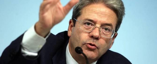 """La politica estera di Gentiloni finisce sui fornelli: """"Italia? Potenza culinaria»"""