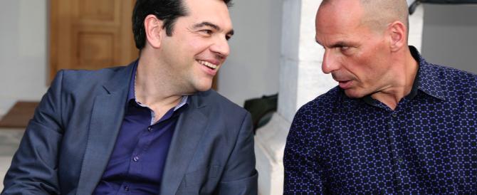 """Atene, in calo l'astro di Varoufakis: Tsipras lo """"commissaria"""""""