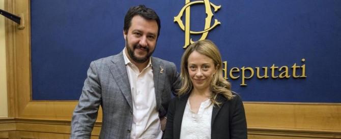 Sondaggi: Renzi cala, la Lega terzo partito, FdI cresce più di tutti