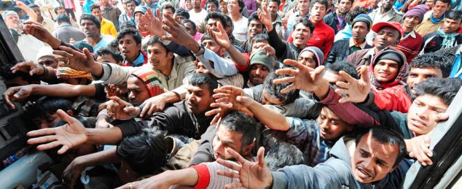 Ora i tedeschi hanno paura: oltre un milione hanno chiesto asilo nel 2015
