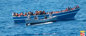 Immigrazione: è invasione. Approdati in queste ore altri 1169 profughi