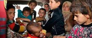 Orrore dell'Isis, la bambina di 9 anni violentata dai jihadisti ora è incinta