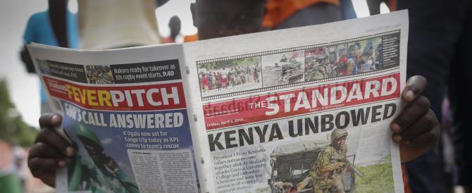 Kenya, studenti in corteo: risposta inadeguata alla strage di Garissa