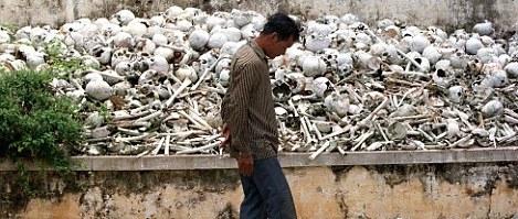 Il 17 aprile 1975 inizia l'orrore Khmer rosso. Dai due ai tre milioni le vittime