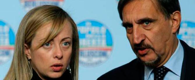 La Russa ricorda Ramelli. Giorgia Meloni: «Sergio vive in ognuno di noi»