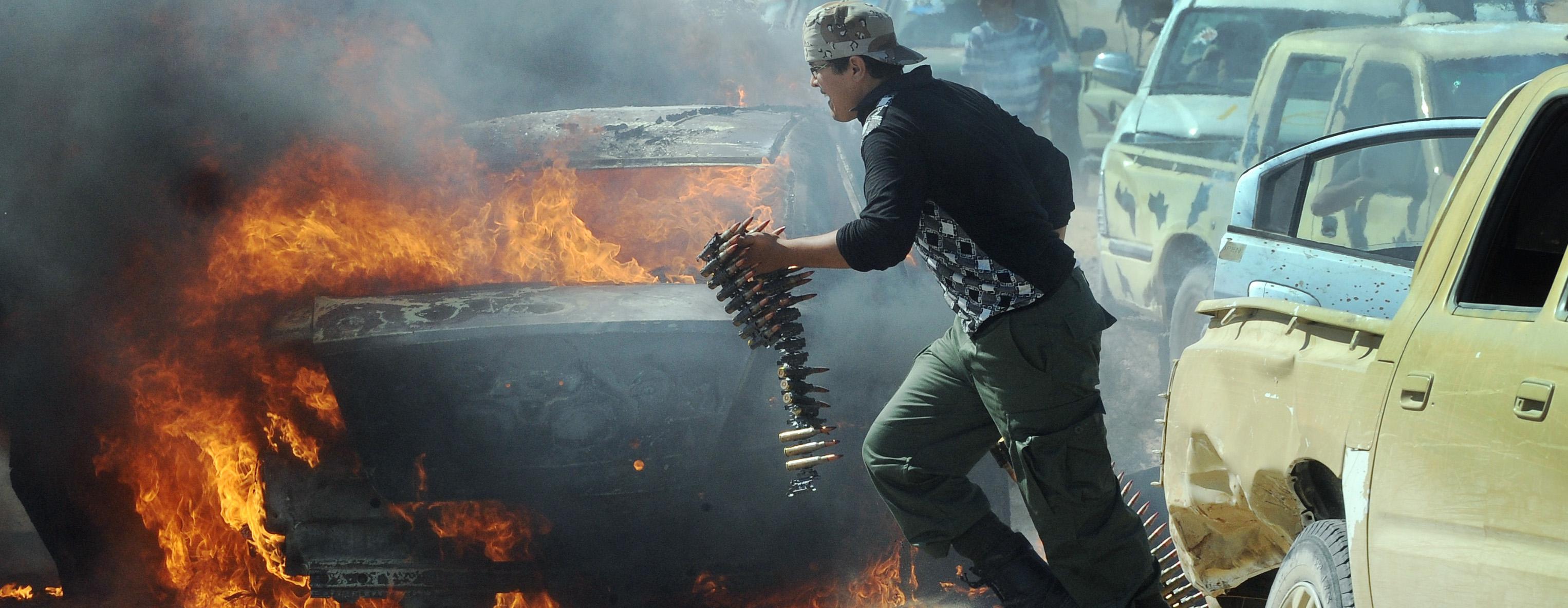 Libia nel caos, la Ue gioca