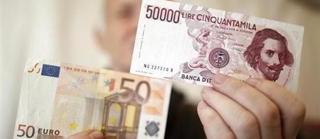pil lira euro