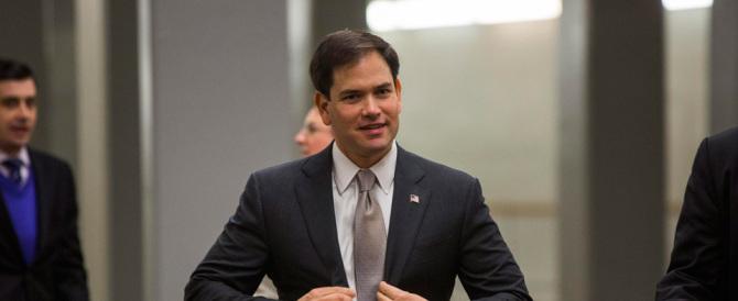 Scende in campo Rubio: l'America spera in un'«Obama repubblicano»