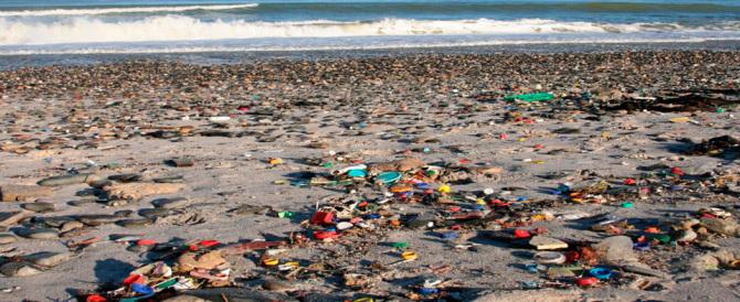 Il Mediterraneo è minacciato dalla plastica: 10 frammenti a metro quadrato