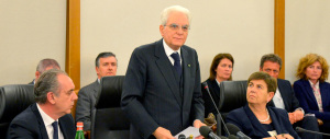«Mattarella ha ricordato solo il giudice». E il Colle: «Non è vero, ecco il testo»
