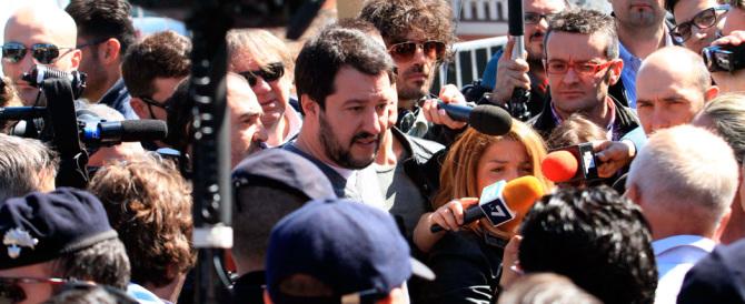 Matteo Salvini: «Sulla mia vita privata non mettete becco. Giudicate le idee»