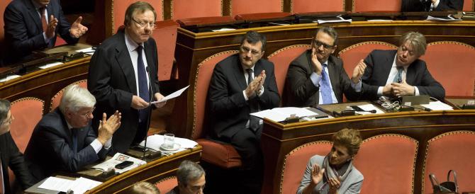 """Matteoli: """"Solo con FI leader della coalizione si può tornare a vincere"""""""