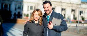 """Salvini e la Meloni i """"re"""" delle pagine facebook. Ecco il centrodestra sul web"""